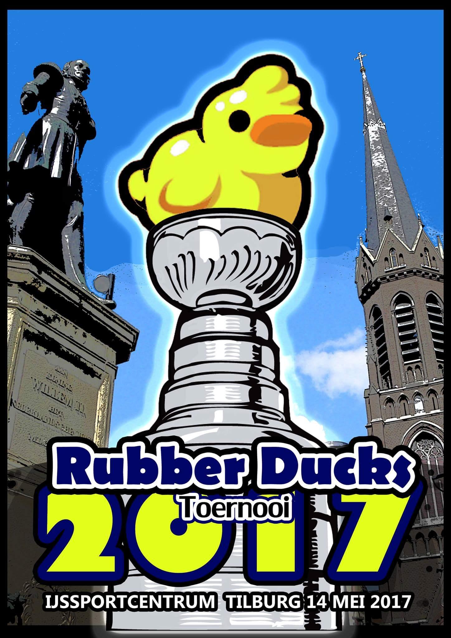 Rubberducks toernooi